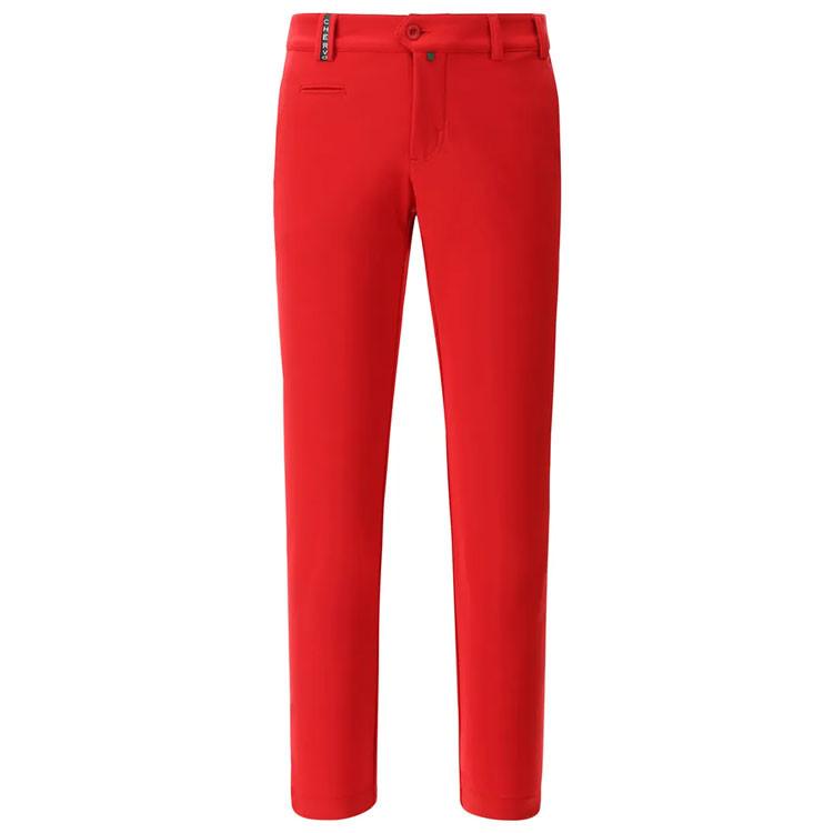 Chervo Pantalon Sparviero Technique Rouge Homme Golf Plus