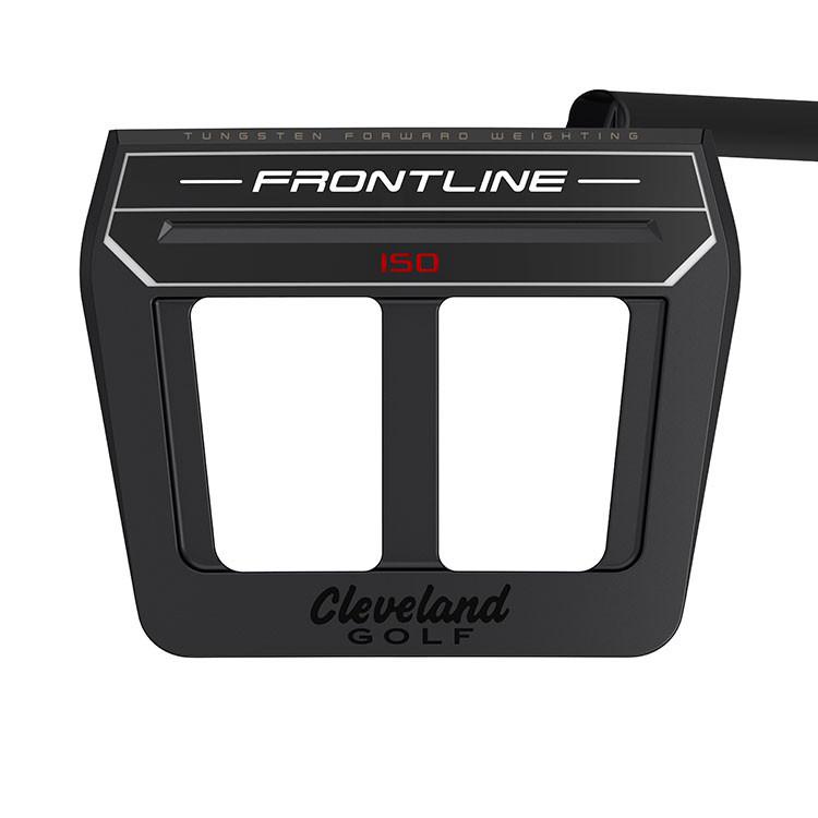 CLEVELAND - PUTTER FRONTLINE ISO SLANT NECK 2