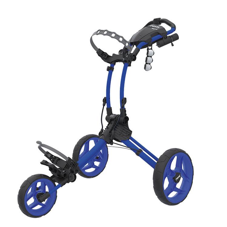 Rovic Chariot RV1C bleu Golf Plus