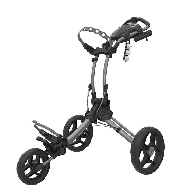 Rovic Chariot RV1C Gris Noir Golf Plus