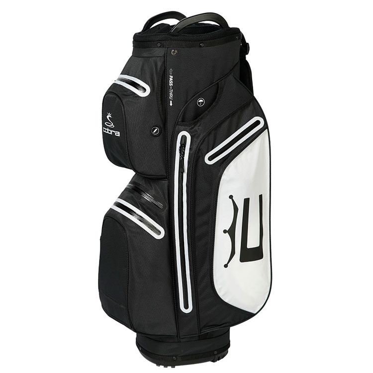Sac Ultradry Pro Cart Noir/Gris/Blanc Golf Plus