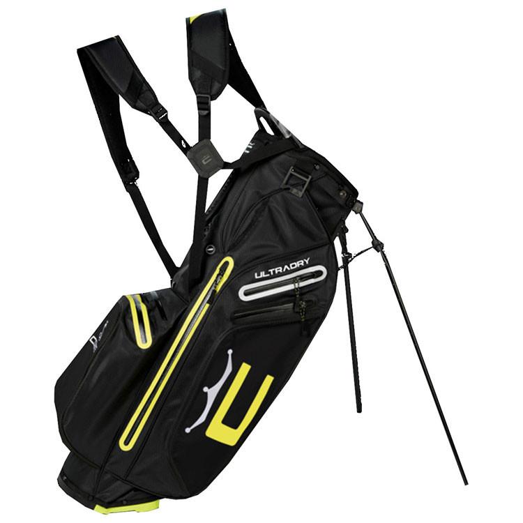 Cobra Sac Ultradry Pro Trepied Noir/Jaune Golf Plus