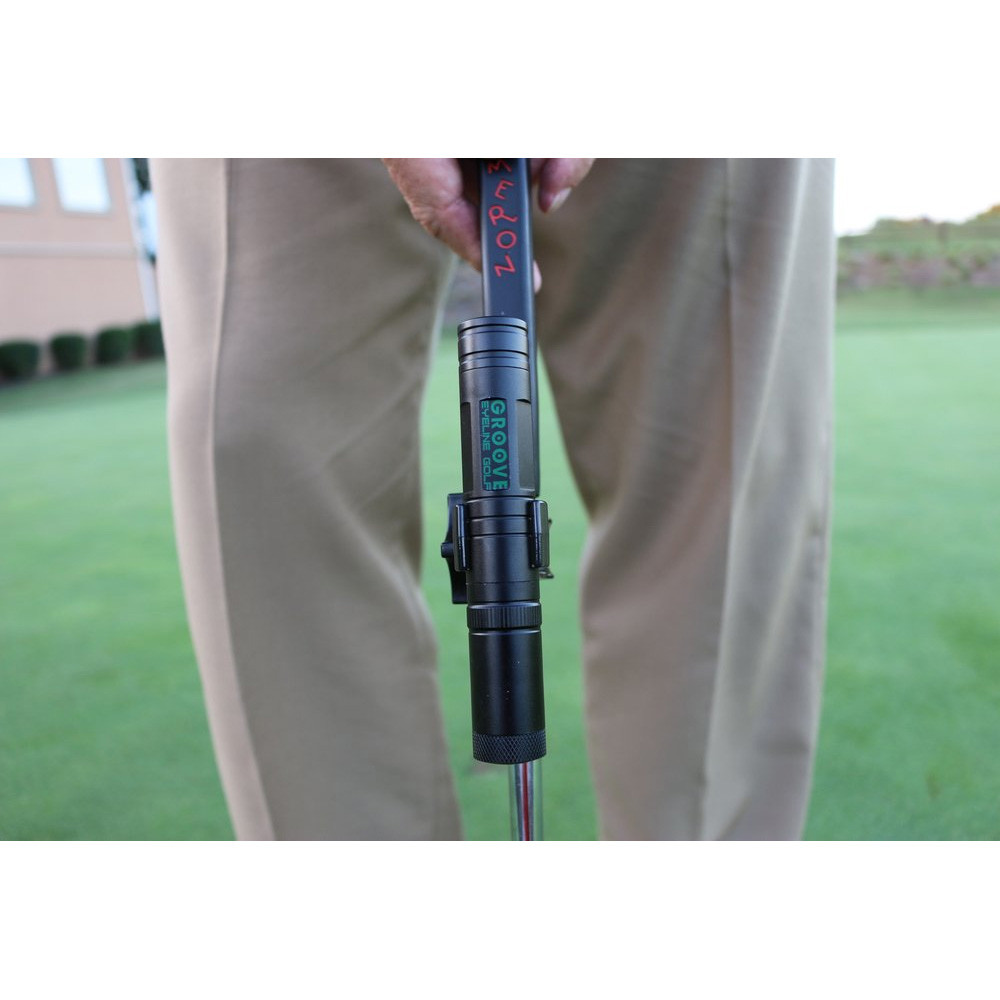 EYELINE GOLF - Groove+ Putting Laser With Green Beam