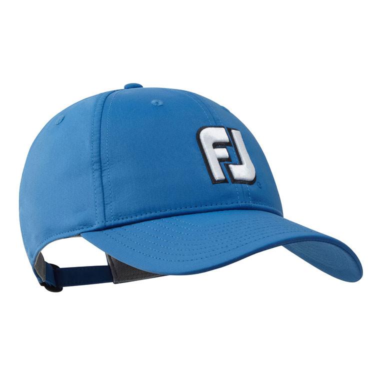 FootJoy Casquette Adjustable Bleu Golf Plus