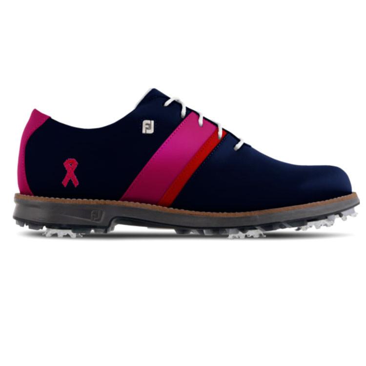Footjoy Chaussures Myjoys Premiere Series Traditional femme personnalisée Golf Plus