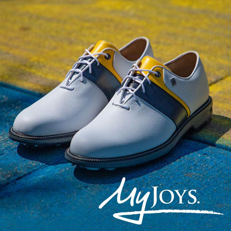 Footjoy Chaussures Myjoys Golf Plus