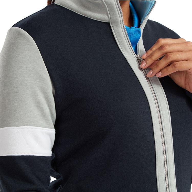 vetement-golf-femme-vetement-de-golf-femme-veste-golf-femme-veste-de-golf-femme-noir-gris-zip-golf-plus