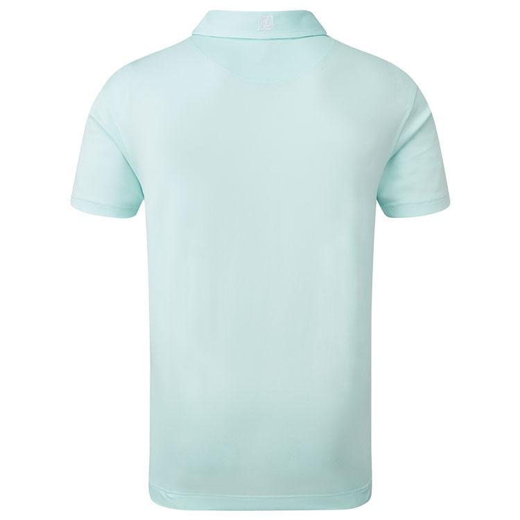 FootJoy Polo Uni Bleu Aqua