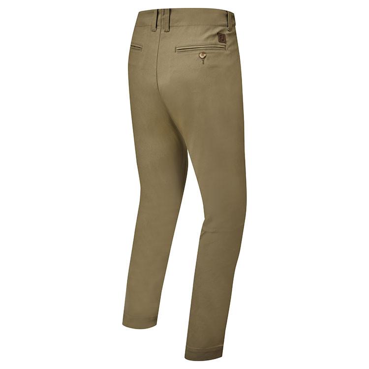 Footjoy - Pantalon chino vert