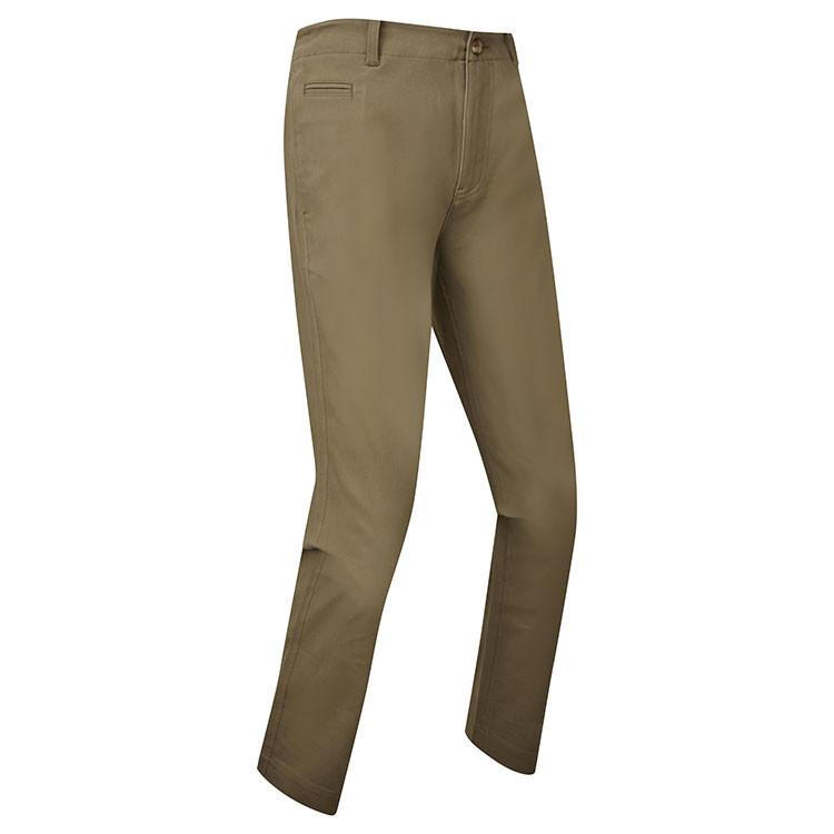 Footjoy - Pantalon de golf chino olive