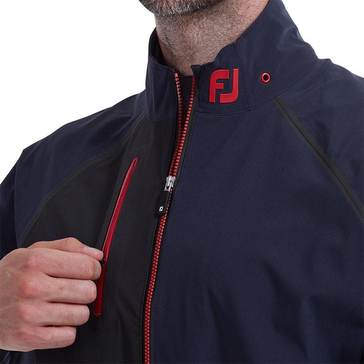 Footjoy - Veste de pluie HydroTour Homme zip