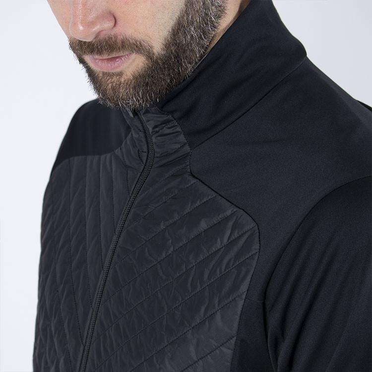 Galvin Green - Veste de pluie Linc noir chaud zip