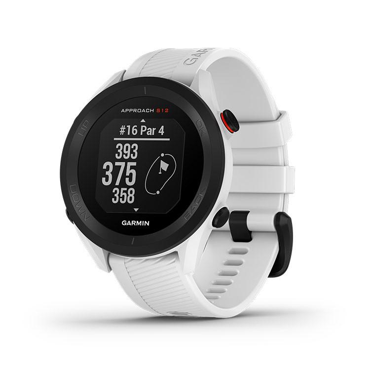 Garmin - Montre GPS Approach S12 blanc - 1