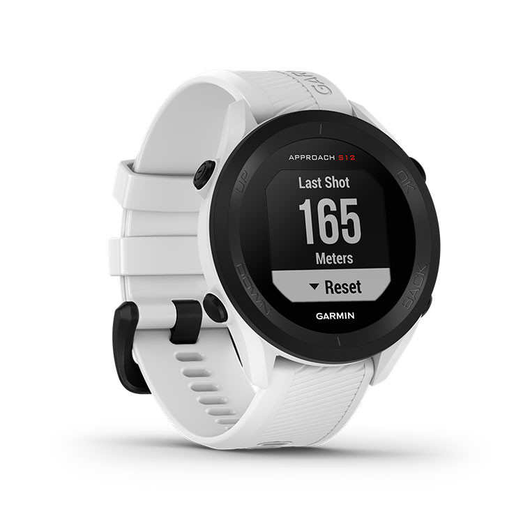 Garmin - Montre GPS Approach S12 blanc - 5