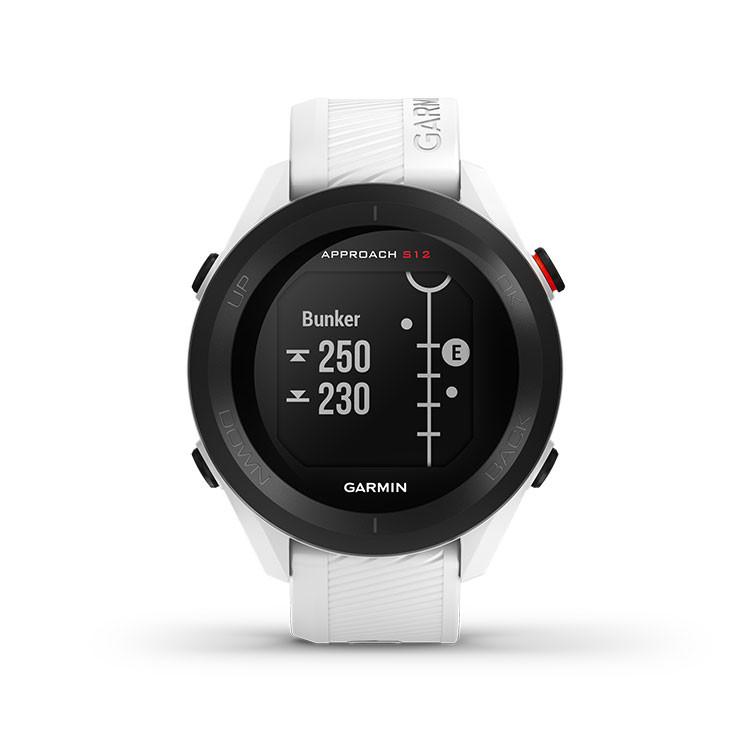 Garmin - Montre GPS Approach S12 blanc - 6