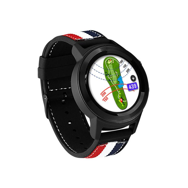 GolfBuddy - Montre de Golf GPS AIM W11 cote 2