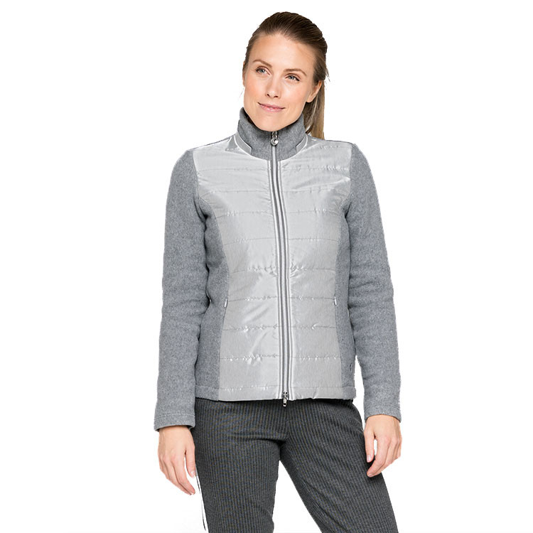 GILET FEMME POLAIRE FULL ZIP situation