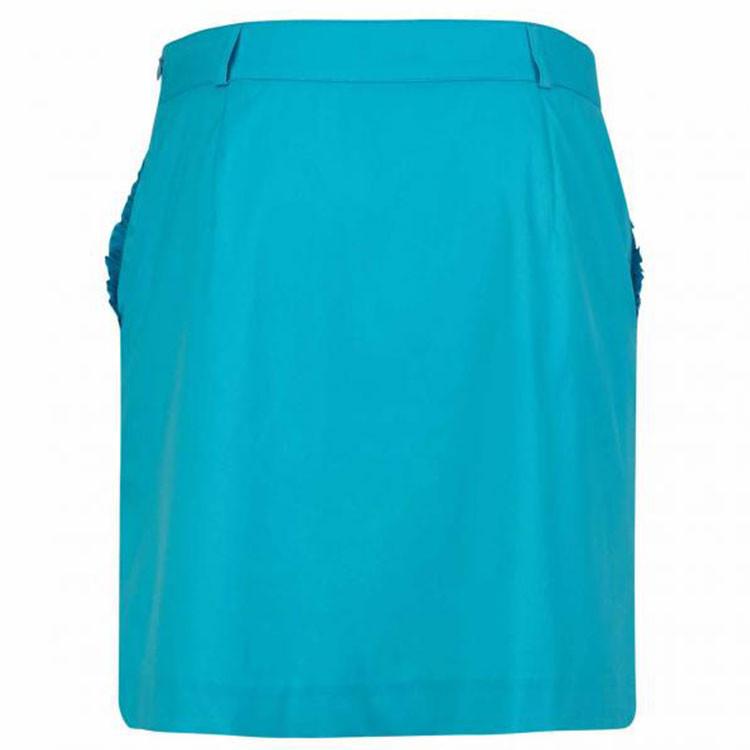 Golfino Jupe Bleu Ciel Femme