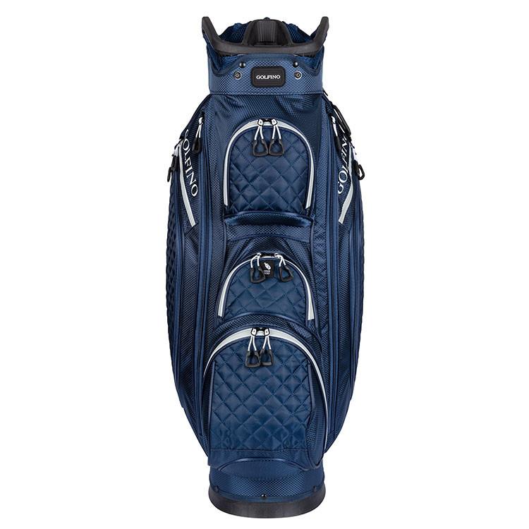 Golfino Sac Matelassé Cart Bleu Marine Golf Plus