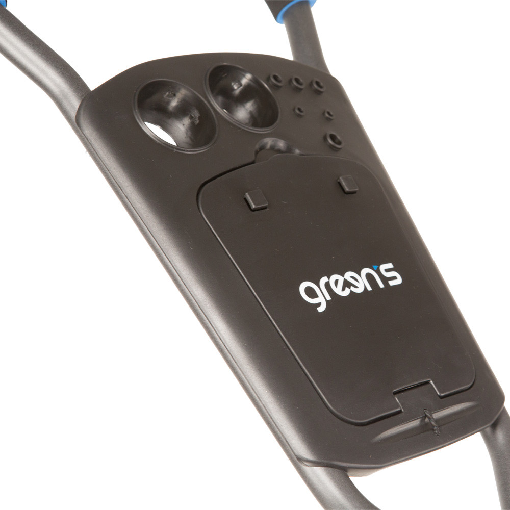 GREEN'S - CHARIOT BASIC EVO CHARCOAL/BLEU