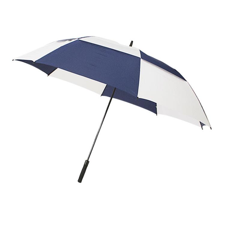 Green's - Parapluie Marine blanc sans logo