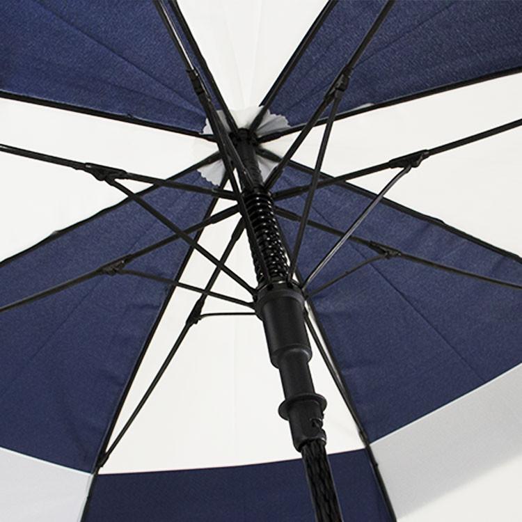 Green's Parapluie de Golf marine blanc