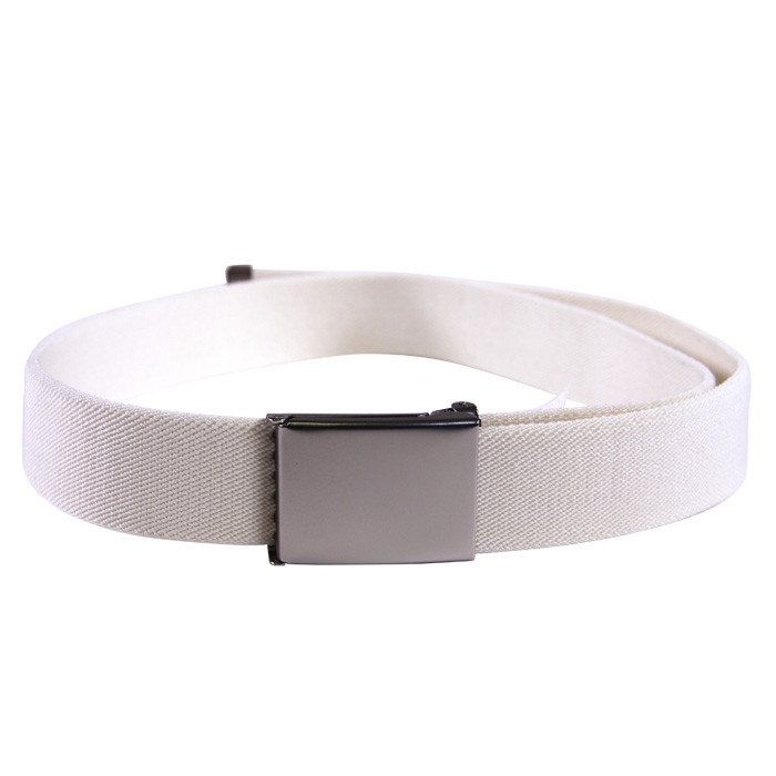 ceinture coton green's blanc