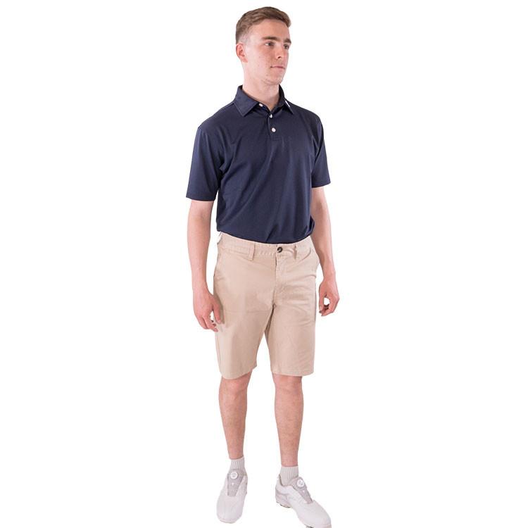 Bermuda Andrew beige golf homme confort Golf Plus vetement golf tenue golf