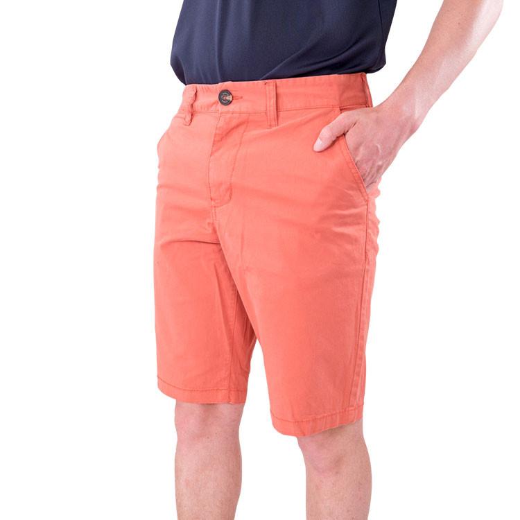 Bermuda Andrew orange golf homme confort Golf Plus vetement golf tenue golf
