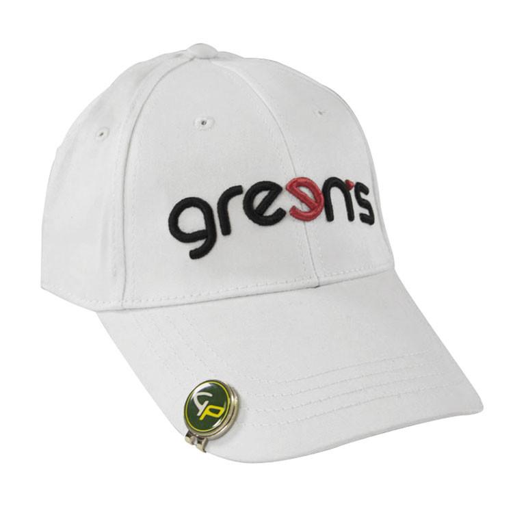 GREENS---M-BALLE-CLIP-CASQUETTE-GP