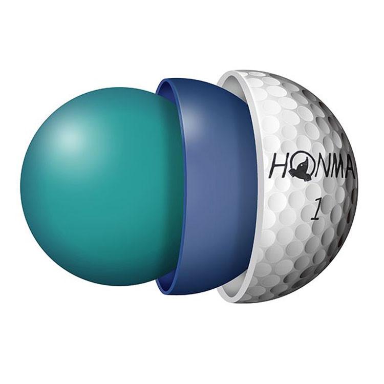 HONMA - BALLES DE GOLF TW-S - 4