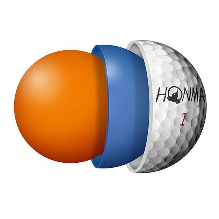 HONMA - BALLES DE GOLF TW-X - 4