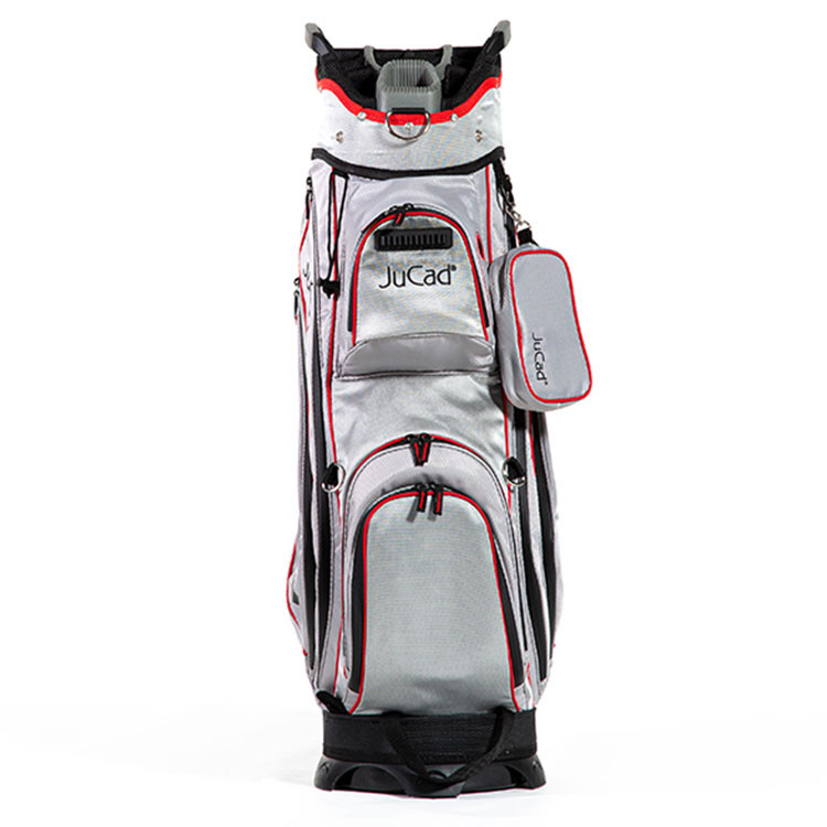 Jucad Captain Dry Gris/Rouge Golf Plus
