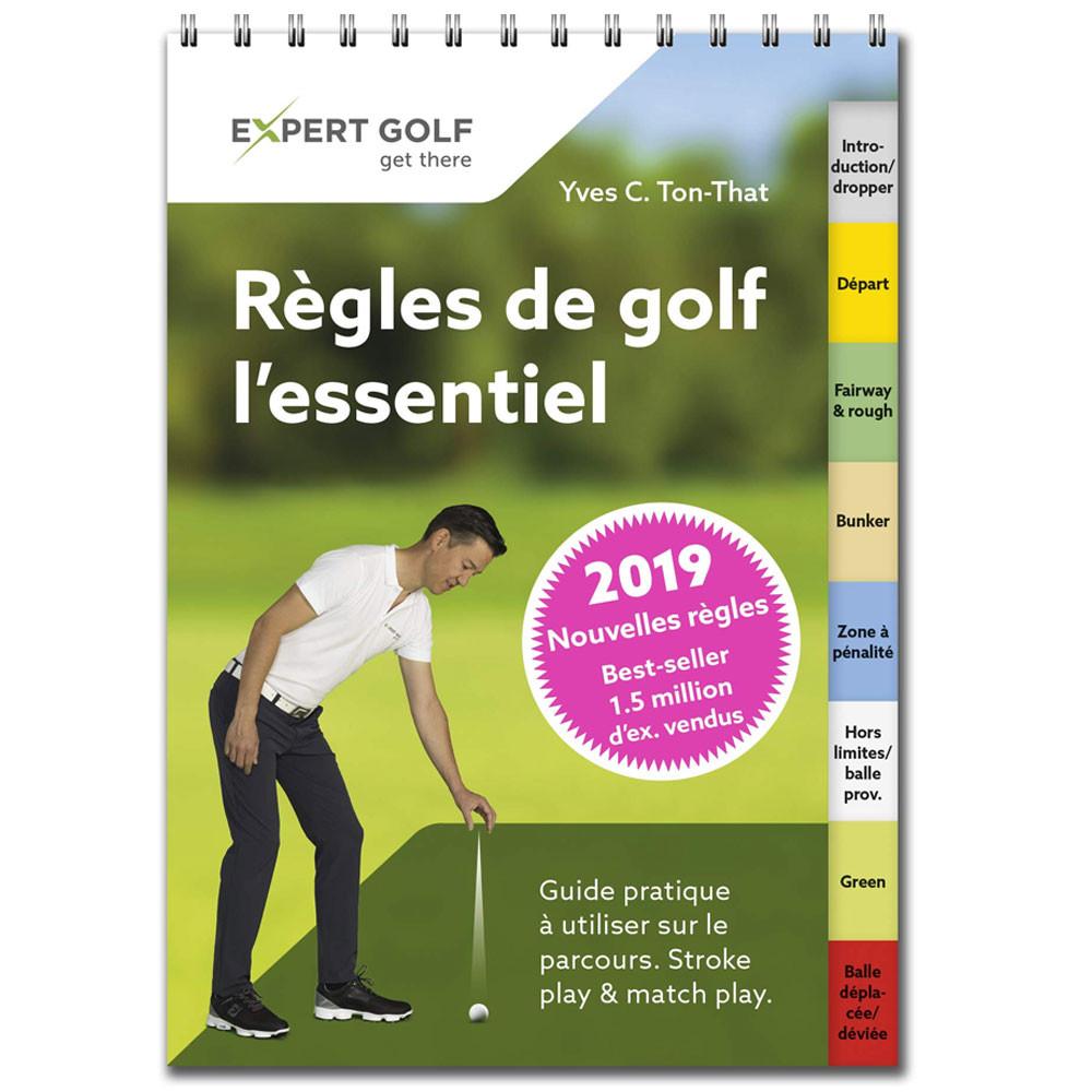 EDITIONS ARTIGO - REGLES DE GOLF ESSENTIEL 2019