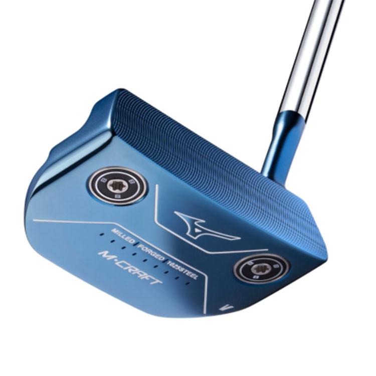 Mizuno Putter M.Craft Blue IP 5 Golf Plus