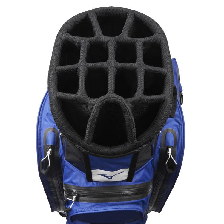 Mizuno Sac BR DRI Waterproof Staff Compartiments Golf Plus