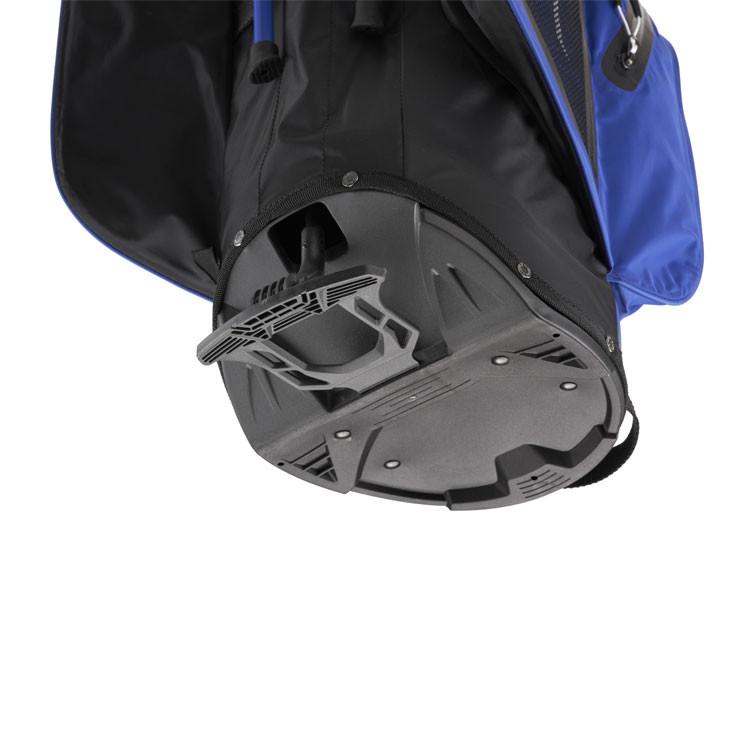 Mizuno Sac BR-DRI Trepied Waterproof Noir/Argent Bas Golf Plus