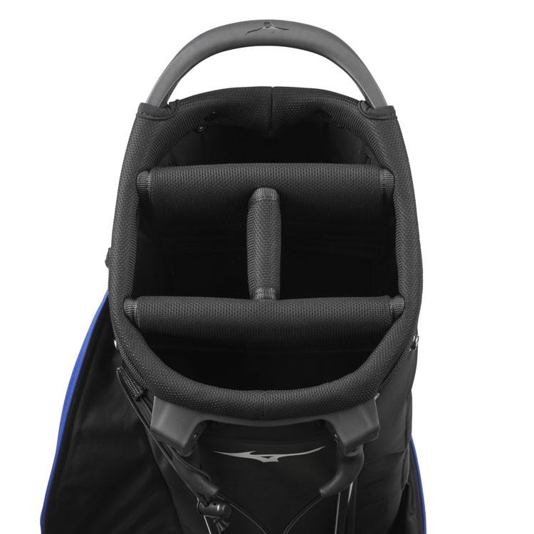 Mizuno Sac BR-DRI Trepied Waterproof Staff Compartiment Golf Plus