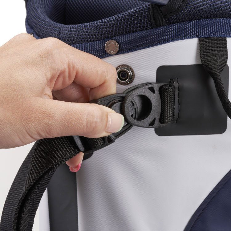 Mizuno Sac BR-DRI Trepied Waterproof Staff Clip Golf Plus