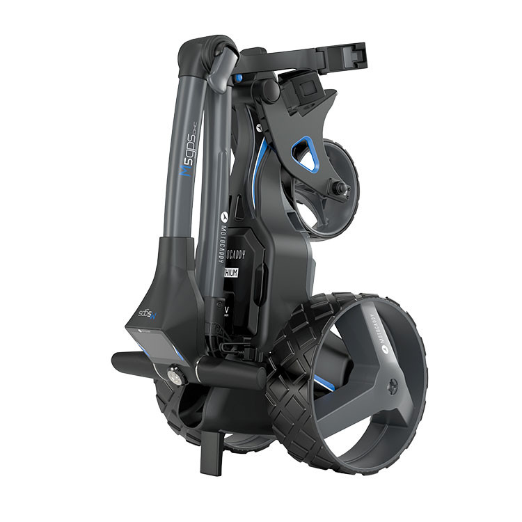 MOTOCADDY - CHARIOT M5 GPS FREIN LITHIUM GRAPHITE