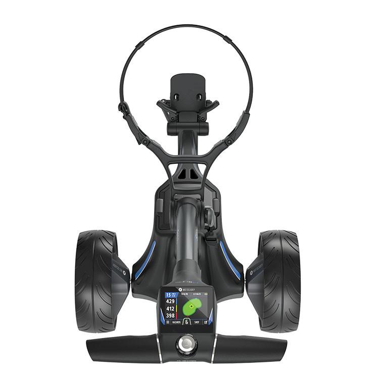 MOTOCADDY - CHARIOT M5 GPS LITHIUM GRAPHITE 4