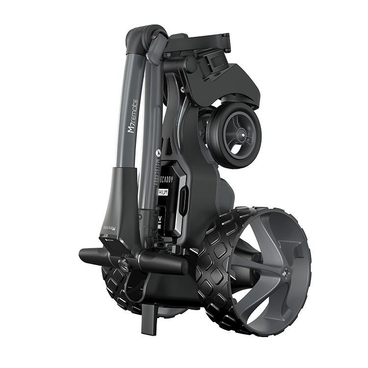 Motocaddy - Chariot électrique M7 Remote avec Télécommande plié