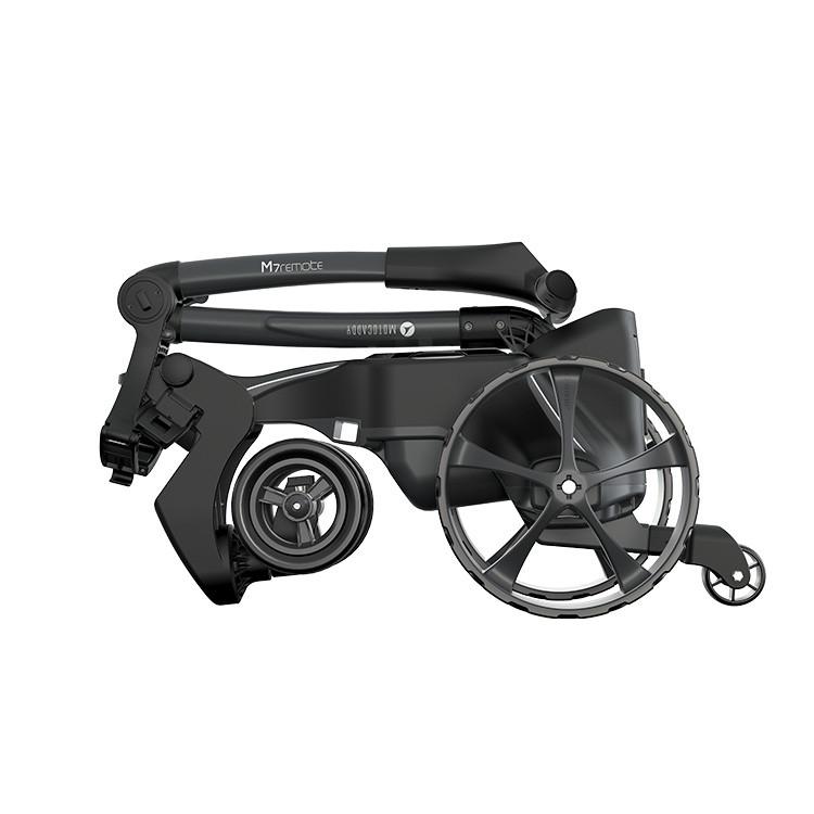 Motocaddy - Chariot électrique M7 Remote avec Télécommande plié 1