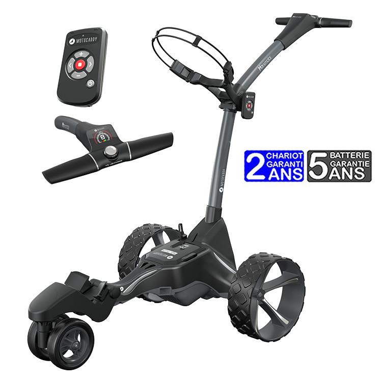 Motocaddy - Chariot électrique M7 Remote avec Télécommande principale