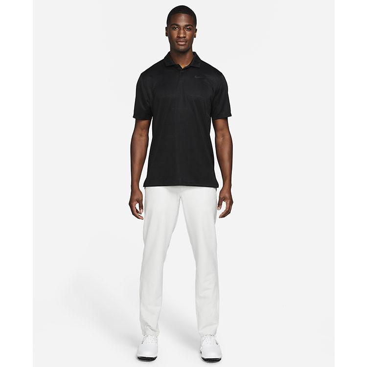 Nike Polo Dri-Fit Vapor Noir Homme Golf Plus