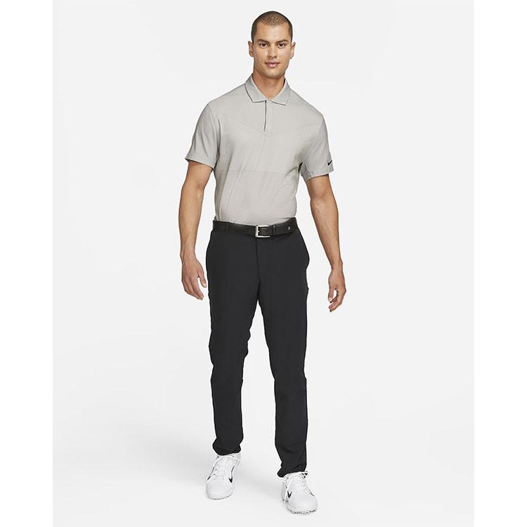 Nike Polo TW Degrade Blanc Homme Golf Plus