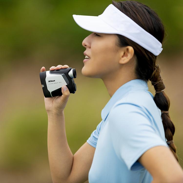 Nikon - Télémètre Laser Golf CoolShot 50i femme
