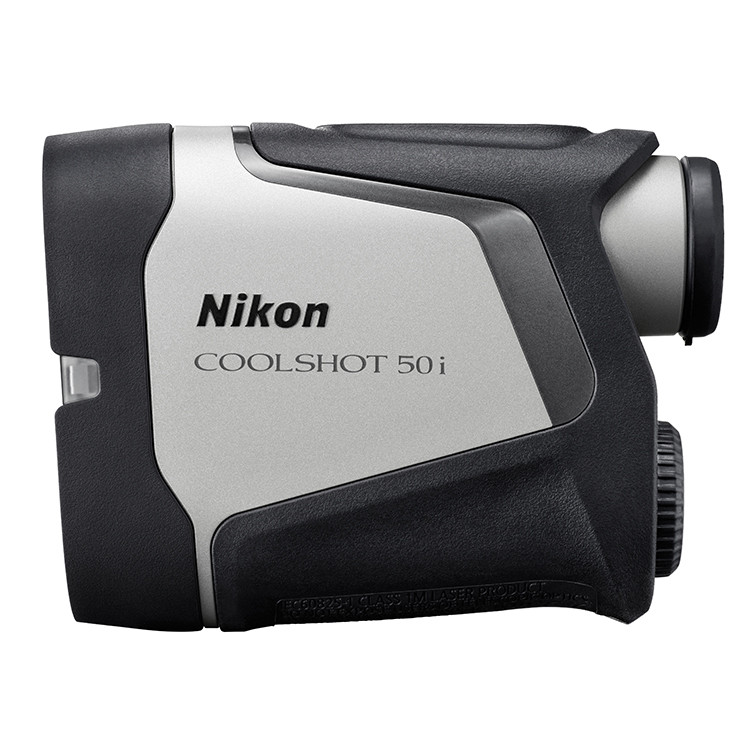 Nikon - Télémètre Laser Golf CoolShot 50i gauche
