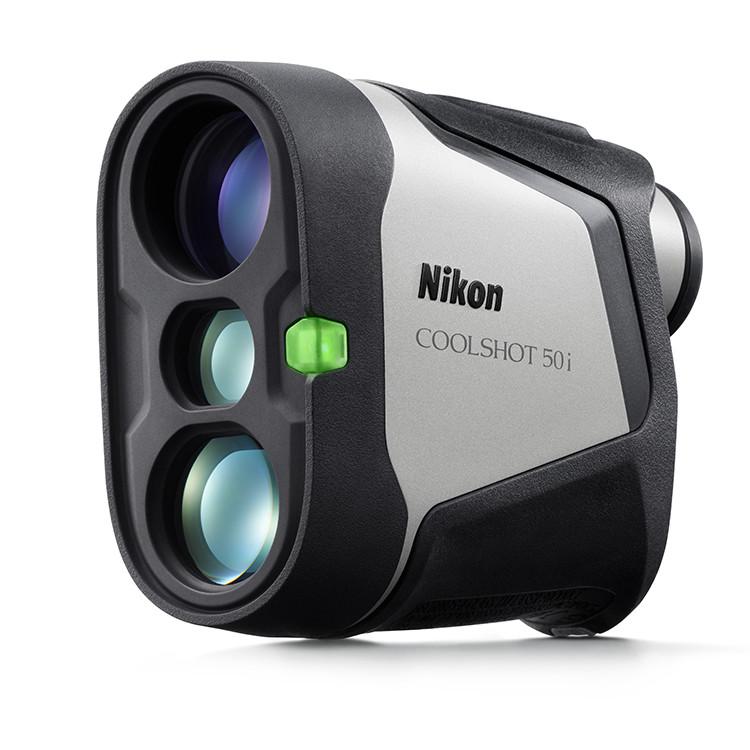 Nikon - Télémètre Laser Golf CoolShot 50i LED