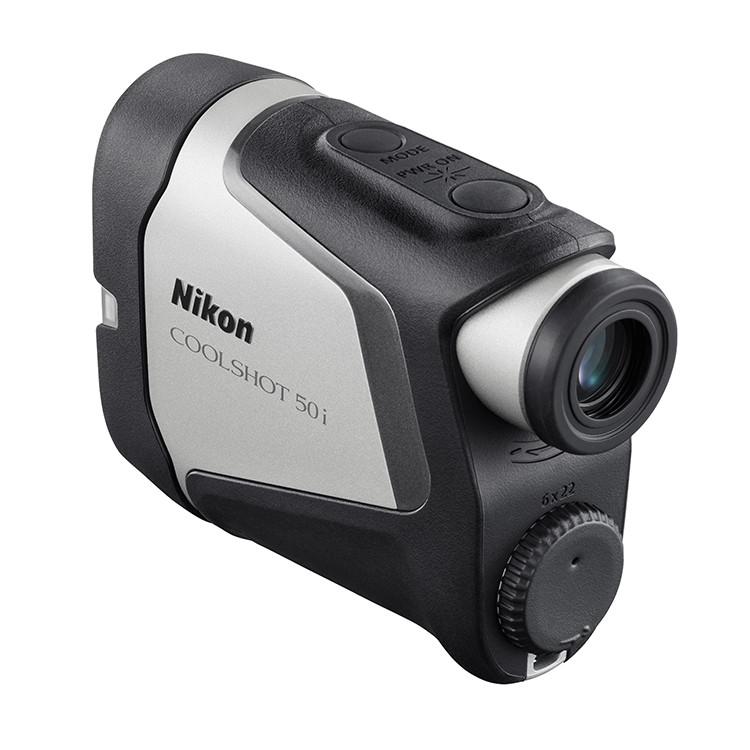 Nikon - Télémètre Laser Golf CoolShot 50i optique